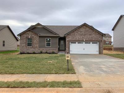 Single Family Home Under Contract - Showing: 235 Autumn Creek