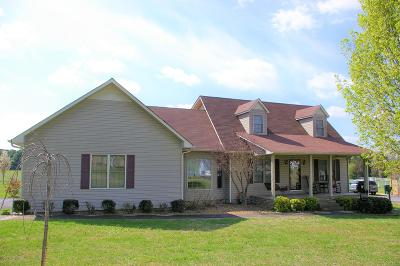 Winchester Single Family Home For Sale: 133 Spring Hill Dr