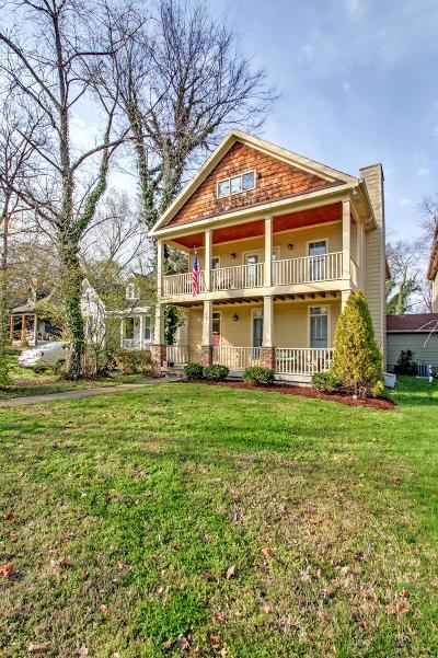 Single Family Home Under Contract - Showing: 924 B S Douglas Ave