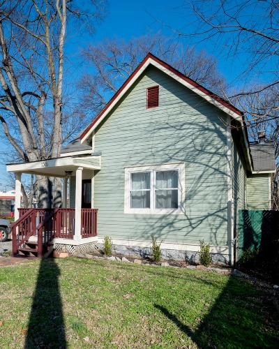 Nashville Single Family Home For Sale: 1016 2nd Ave S