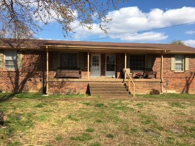 Hendersonville Multi Family Home Under Contract - Showing: 121 Susan Dr