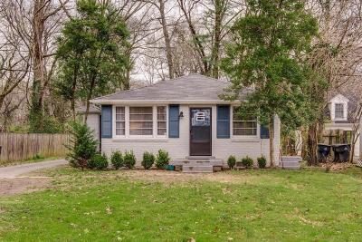 Multi Family Home Under Contract - Showing: 2918 McNairy Lane