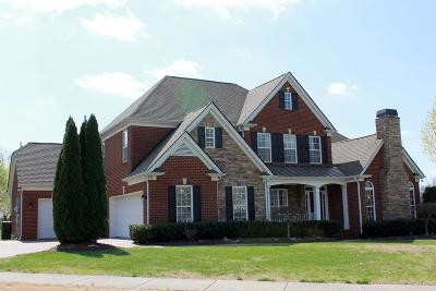 Gallatin Single Family Home For Sale: 100 Jasmine Ct