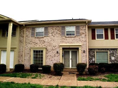 Murfreesboro Condo/Townhouse For Sale: 1002 E. Northfield