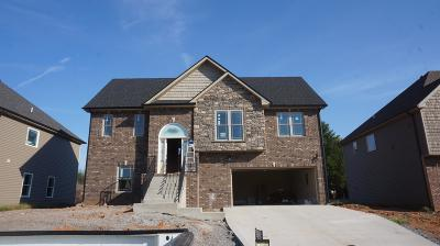 Single Family Home Under Contract - Showing: 95 B Griffey Estates