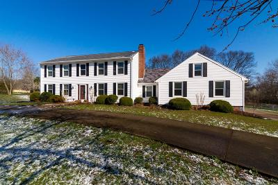 Hendersonville Single Family Home Under Contract - Showing: 264 Hunters Ln