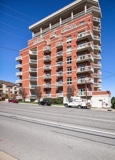 Nashville Condo/Townhouse Active - Showing: 110 31st Ave N Apt 705 #705