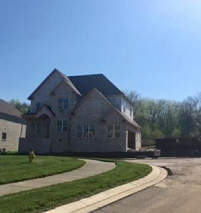 Hendersonville Single Family Home For Sale: 102 N Malayna Drive Lot 90