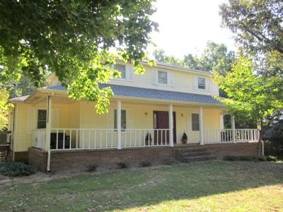 Dickson Single Family Home For Sale: 635 Old Pond Ln