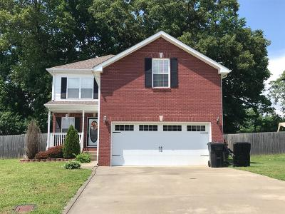 Single Family Home For Sale: 1861 Jackie Lorraine Dr