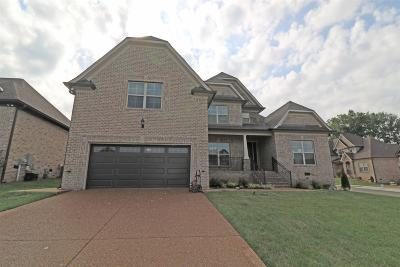 Mount Juliet Single Family Home For Sale: 775 Rolling Creek Drive