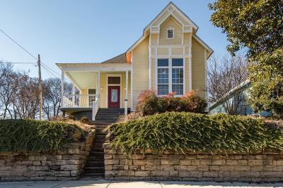 Nashville Single Family Home For Sale: 520 South 12th Street