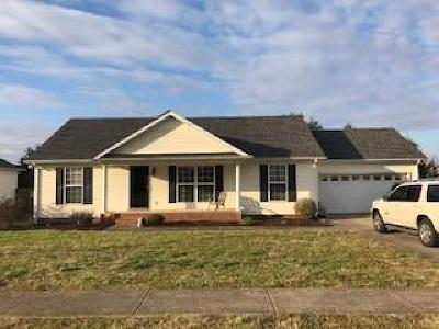 Rutherford County Single Family Home For Sale: 2830 Waywood Dr