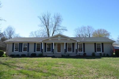 Lawrenceburg Single Family Home For Sale: 1101 5th Ave