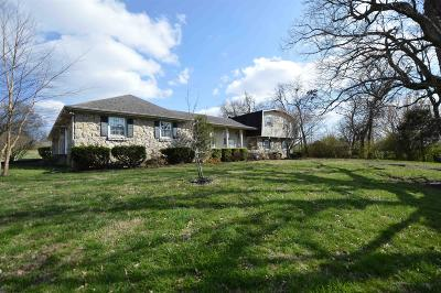 Gallatin Single Family Home For Sale: 1033 Robertson Road