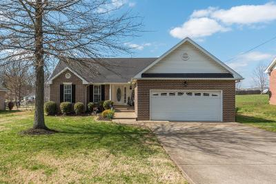 Gallatin Single Family Home Under Contract - Showing: 1272 Woods Ferry Rd