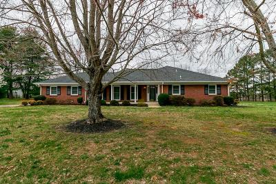 Mount Juliet Single Family Home For Sale: 803 Creekwood Ct