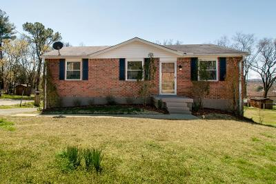 Franklin Single Family Home Under Contract - Showing: 225 Ash Dr