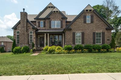 Nolensville Single Family Home For Sale: 2185 Capistrano Way