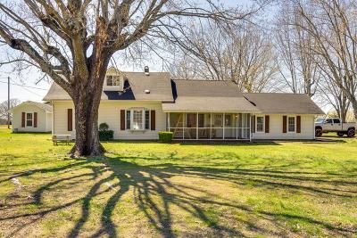 Single Family Home For Sale: 2128 Summertown Hwy
