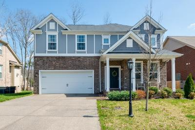 Mount Juliet Single Family Home For Sale: 2777 Alvin Sperry Pass