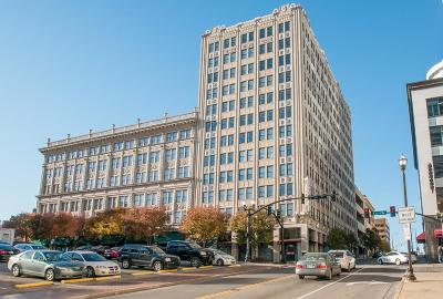 Nashville Condo/Townhouse Under Contract - Showing: 700 Church St Apt 1206 #1206