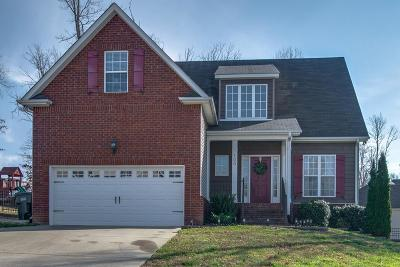 Dickson Single Family Home Under Contract - Showing: 100 Flagstone Ct