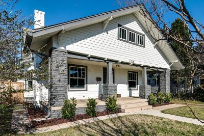 Single Family Home For Sale: 1108 Montrose Ave