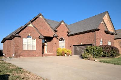 Clarksville TN Single Family Home Active - Showing: $338,600