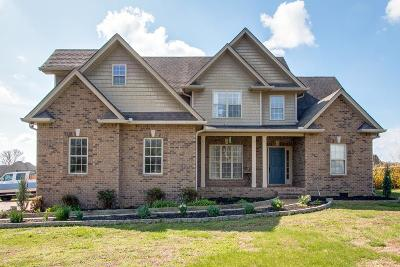 Mount Juliet Single Family Home For Sale: 55 Lake Forest Dr