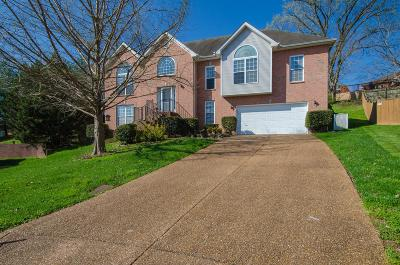 Brentwood  Single Family Home For Sale: 113 Autumn Oaks Ct