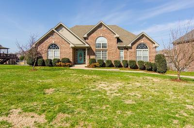 Pleasant View Single Family Home For Sale: 1062 Kacie Dr