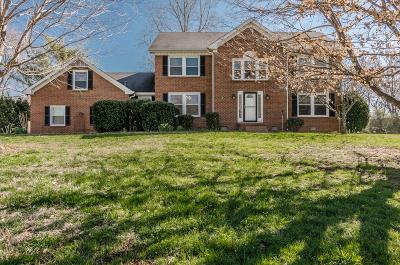 Hendersonville Single Family Home For Sale: 184 Meadow Lake Dr