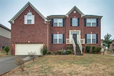 Mount Juliet TN Single Family Home For Sale: $389,900