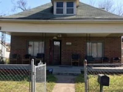 Nashville Single Family Home For Sale: 1906 10th Ave N
