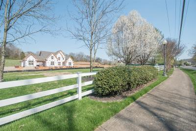 Sumner County Single Family Home For Sale: 1345 Centerpoint Rd