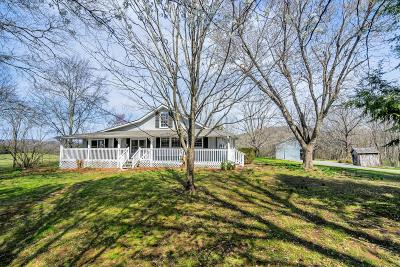 Franklin Single Family Home For Sale: 3352 Blazer Rd