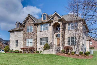 Hendersonville Single Family Home Under Contract - Showing: 1000 Redwood Way