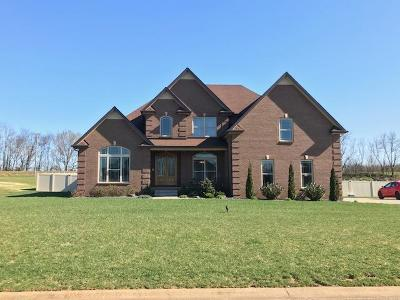 Clarksville Single Family Home For Sale: 819 Little Springs Rd.