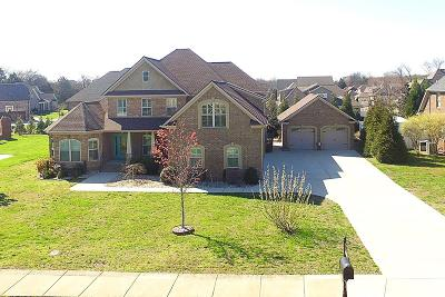 Single Family Home For Sale: 2715 Battleground Dr