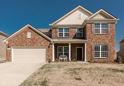 Hendersonville Single Family Home For Sale: 1083 Abberley Cir