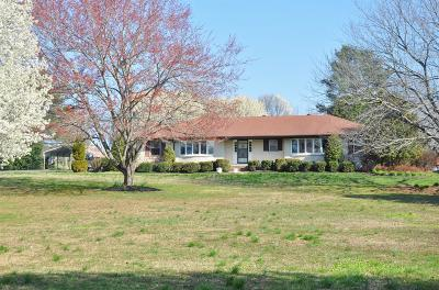 Smithville Single Family Home For Sale: 1200 Midway Rd