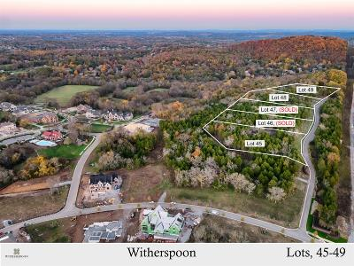 Brentwood Residential Lots & Land For Sale: 9256 Lehigh Dr -lot 49