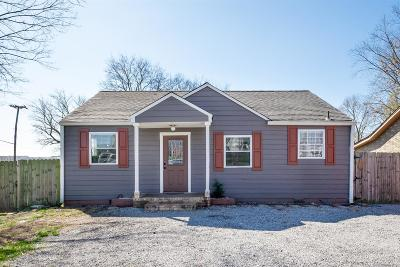 Nashville Single Family Home For Sale: 1329 Venus Dr