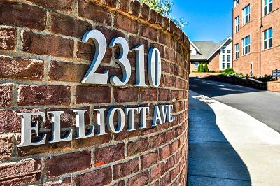 Nashville Condo/Townhouse For Sale: 2310 Elliott Ave #833 #833