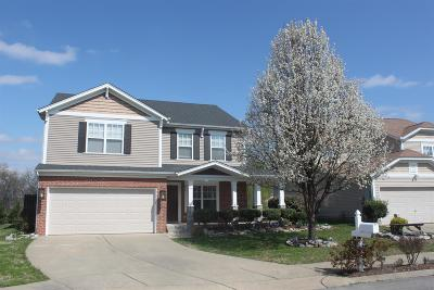 Spring Hill Single Family Home For Sale: 106 Tate Court