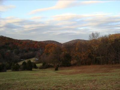 Cannon County Residential Lots & Land Under Contract - Showing: Tolbert Hollow Rd