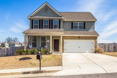 Spring Hill Single Family Home For Sale: 3004 Dove Ct S
