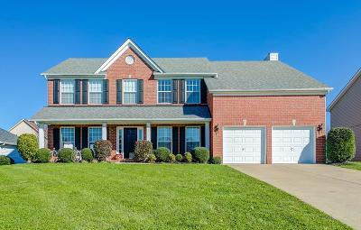 Spring Hill Single Family Home For Sale: 2950 Buckner Ln