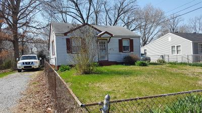 Clarksville Single Family Home For Sale: 14 Chestnut Dr